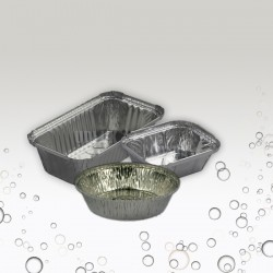 Multi Portion Containers & Lids